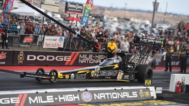 Photo of Pritchett Powers Mopar Dodge 1320 to Fastest Run Ever at Bandimere!