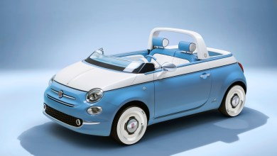 Photo of FIAT Celebrates 60th Birthday Of The 500 With Unique Concept: