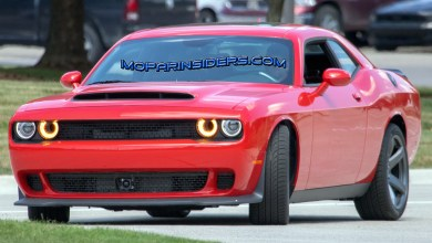 Photo of The Gist On The 2019 Dodge Challenger 1320 Drag Pack: