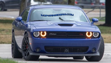 Photo of CAUGHT: 2019 Dodge Challenger R/T Scat Pack 1320 On The Street: