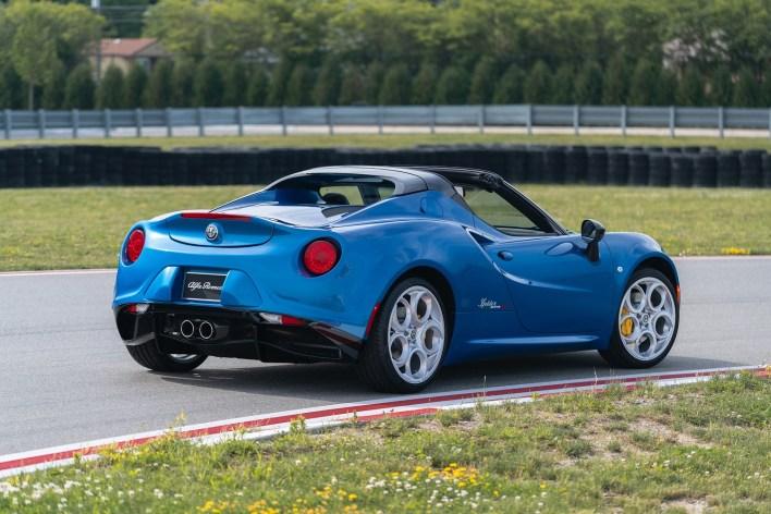 Alfa Romeo 4c 0 60 >> 2019 Alfa Romeo 4c Spider Information Released Mopar Insiders