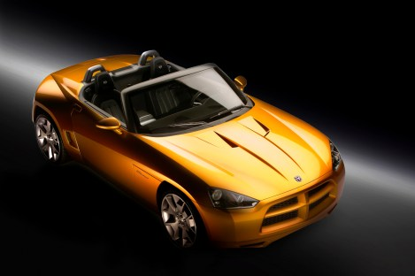 2007 Dodge Demon Concept. (Dodge)