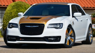 Photo of Meet The 2018 Hurst Heritage By GSS Chrysler 300H: