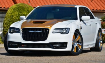 Hurst Heritage By GSS Chrysler 300H Package. (GSS Supercars)