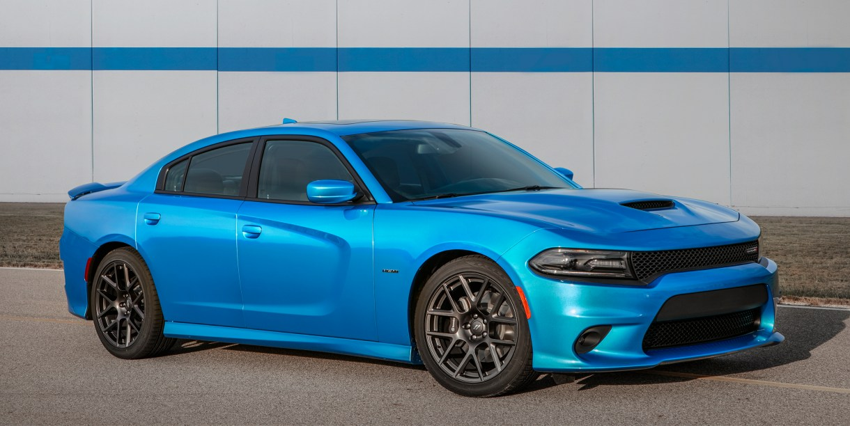 Blue Dodge Charger >> Updated 2019 Dodge Charger R T Pricing And Options List