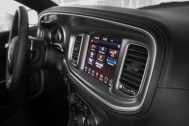 2019 Dodge Charger R/T with all-new premium stitched dash and door uppers. (Dodge).