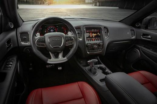 2019 Dodge Durango SRT. (Dodge).