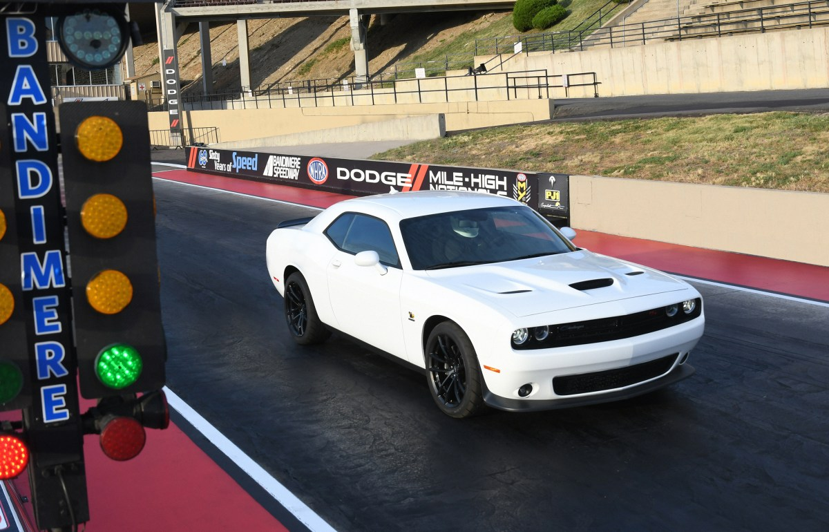 Dodge Challenger R/T Scat Pack 1320 Approved For NHRA Stock And Super Stock Classes