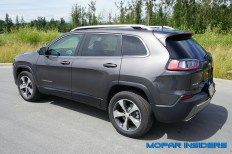 2019 Cherokee turbo