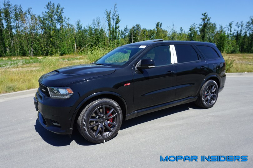 Durango SRT review