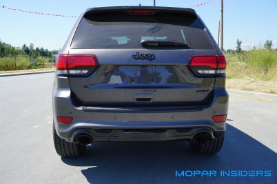 2018 Jeep Grand Cherokee SRT (Mopar Insiders)