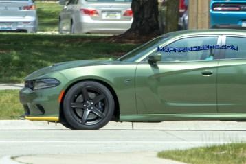 2019 Dodge Charger SRT HELLCAT. (Mopar Insiders)