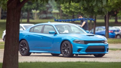 Photo of SPOTTED: 2019 Dodge Charger R/T Hits The Streets: