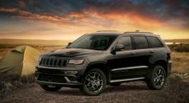 2019 Jeep® Grand Cherokee Limited X. (Jeep).