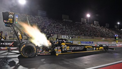 Photo of Pritchett Buzzes to Provisional No. 1 Spot at Dodge Mile-High NHRA Nationals!