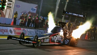 Photo of Pritchett & Johnson Lead After First Day Of Qualifying At The Auto Club NHRA Finals: