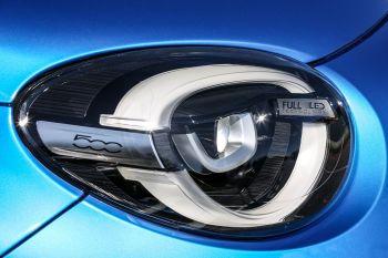 2019 FIAT 500X Euro-Spec. (FIAT Italia).