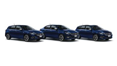 Photo of Fiat Introduces New Tipo Mirror & Street Trim Levels For Europe:
