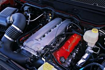 2004 Dodge Ram SRT-10. (Ram).