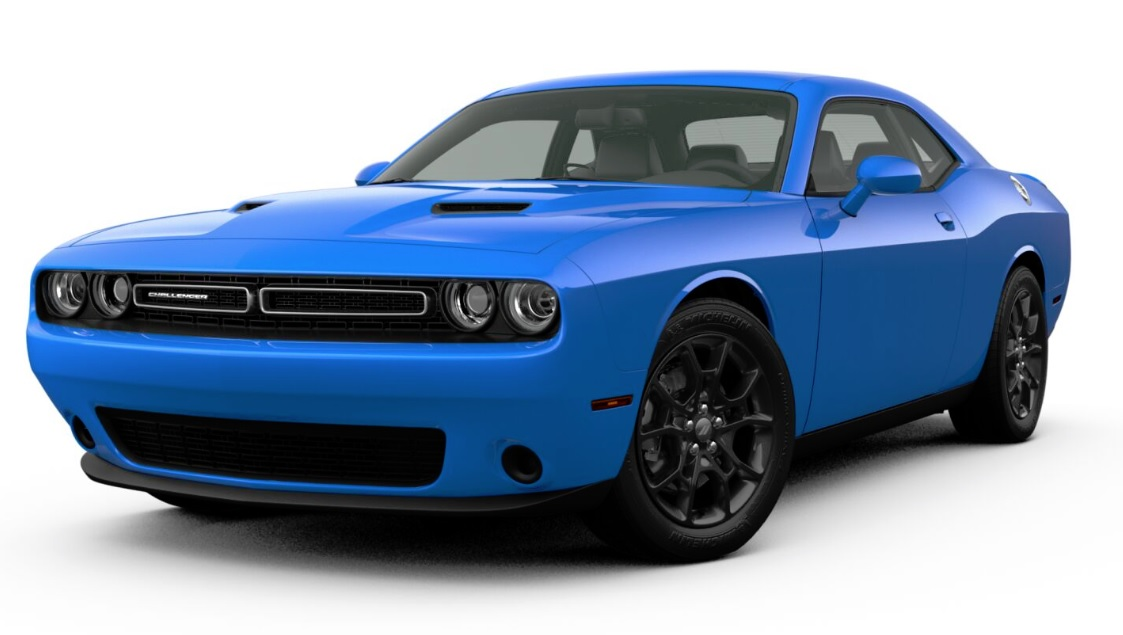2019 Dodge Challenger Sxt Awd Pricing Amp Options List