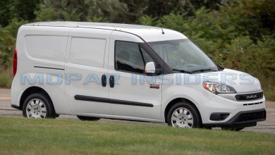 Photo of CAUGHT: Real World Pictures Of The 2019 Ram ProMaster City: