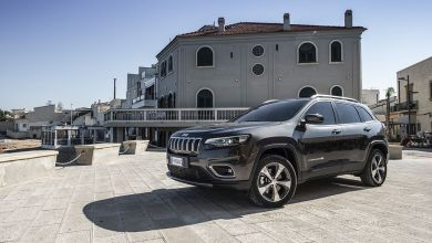 Photo of The 2019 Jeep Cherokee Has Made It's European Debut: