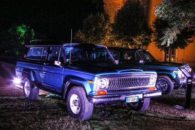 1978 Jeep Cherokee Levi Edition. (Jeep Europe).