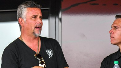 Photo of Richard Rawlings Crashes HELLCAT Widebody At Roadkill Nights: