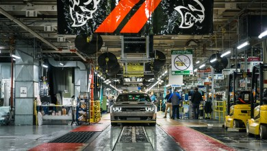 Photo of Challenger SRT HELLCAT Redeye Models Rolling Off The Assembly Line:
