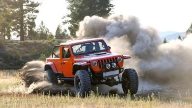 Photo of Quick View: 2018 Jeep Sandstorm Concept: