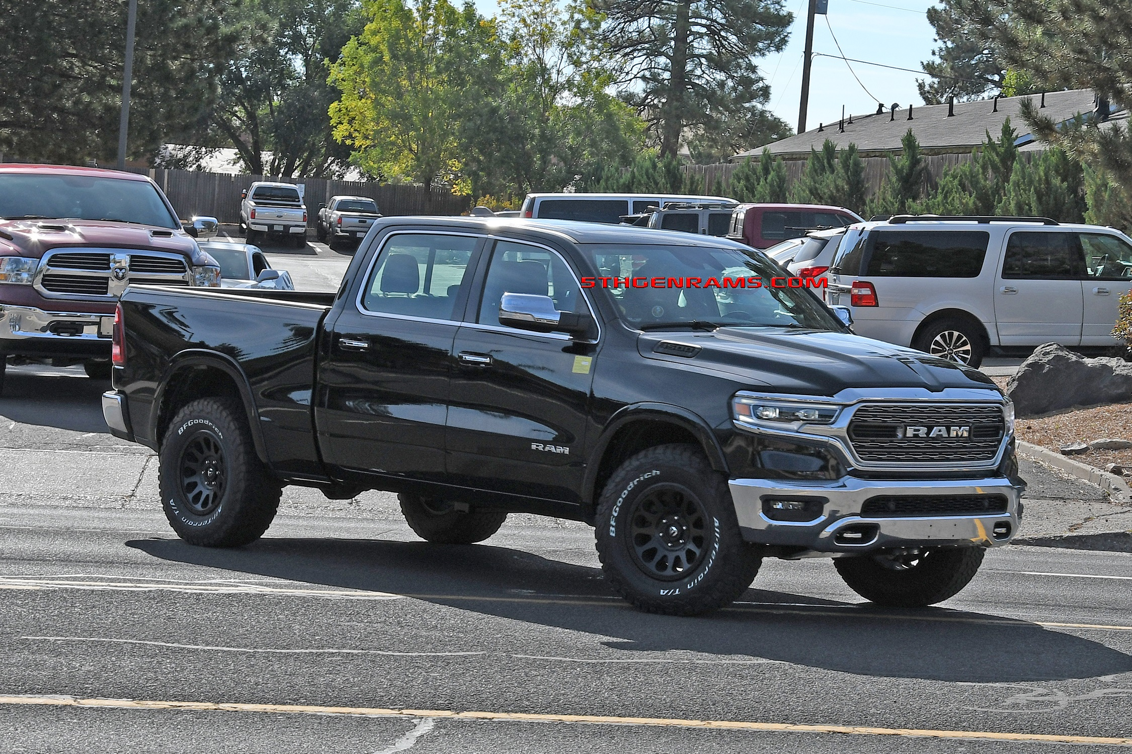 CAUGHT: 2021 Ram 1500 Rebel TRX & We Have More Details ...