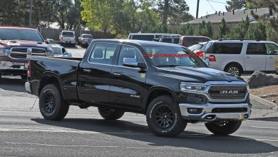 Photo of CAUGHT: 2021 Ram 1500 Rebel TRX & We Have More Details: