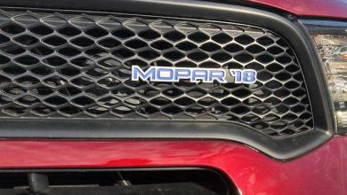Photo of Dodge Durango SRT Mopar '18 Limited Editions Arriving At Dealers: