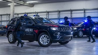 Photo of Jeep® Grand Cherokee Joins Italian Anti-Terrorism Force: