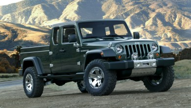 Photo of Inside Design: 2005 Jeep® Gladiator Concept: