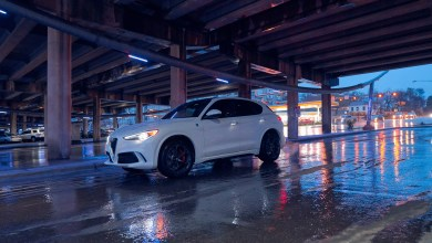 "Photo of Alfa Romeo Stelvio Quadrifoglio Awarded The ""Driver's Award"" During The 2018 Carwow Awards:"