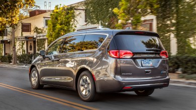 "Photo of 2019 Chrysler Pacifica Named ""Top Safety Pick"" By IIHS:"