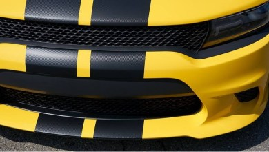 Photo of Carbon Stripes Now Available On Charger R/T and R/T Scat Pack: