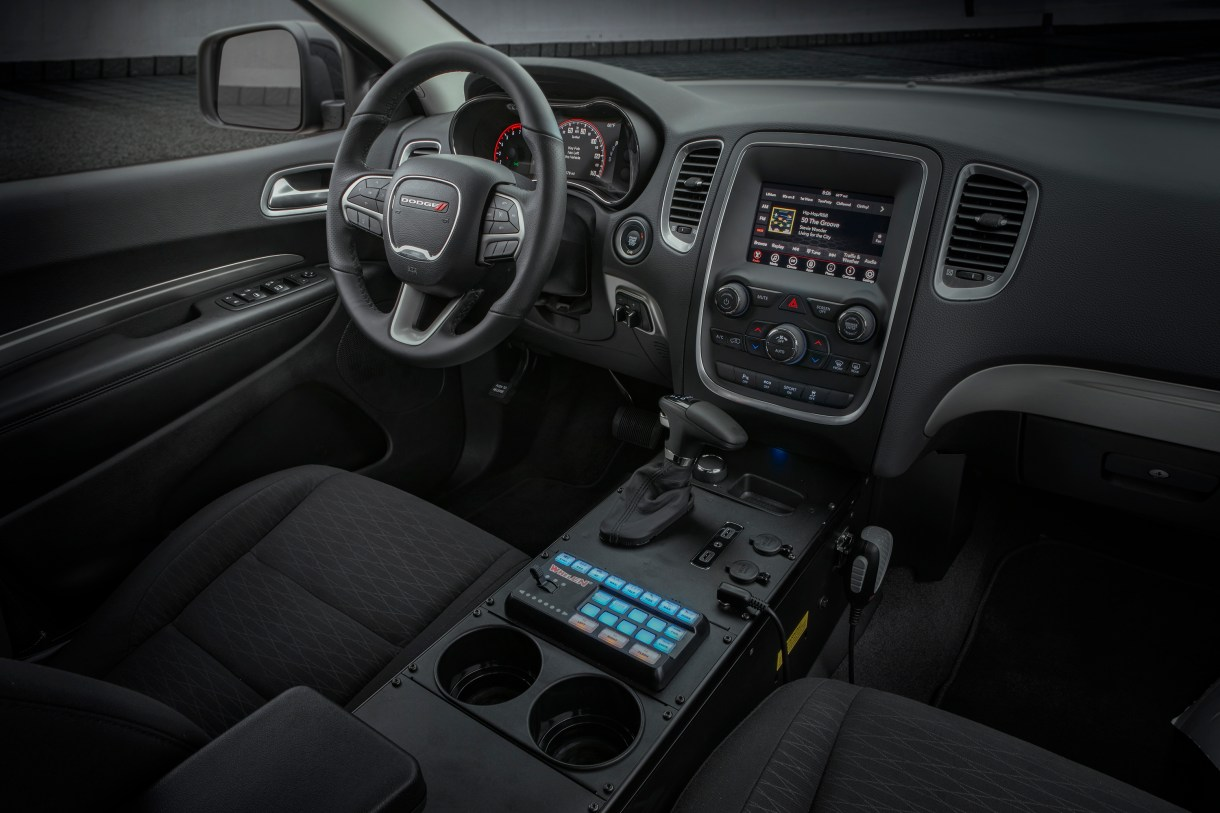 the 2019 dodge durango pursuit is ready for duty