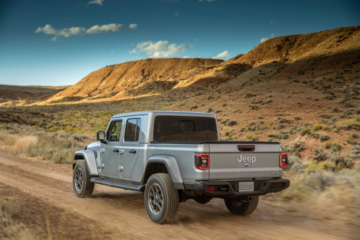 The 2020 Jeep Gladiator Overland In Depth Mopar Insiders