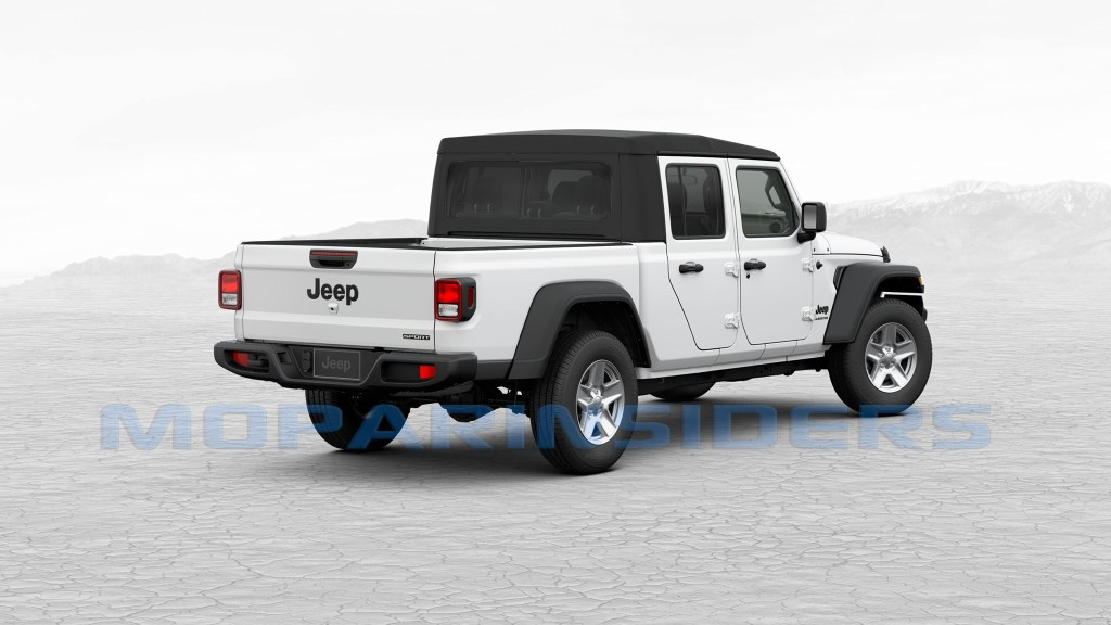We Have Your First Look At The 2020 Jeep Gladiator In Every Trim