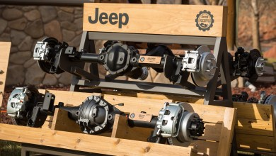 Photo of Mopar Announces New Performance Axles for All-new Jeep® Wrangler at SEMA: