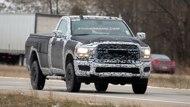 Photo of CAUGHT: Another 2019 Ram 2500 Tradesman Gives Us More Details:
