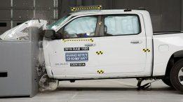 2019 Ram 1500 Crew Cab Crash Test Results. (IIHS).