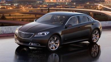 Photo of Inside Design: 2009 Chrysler 200C EV Concept: