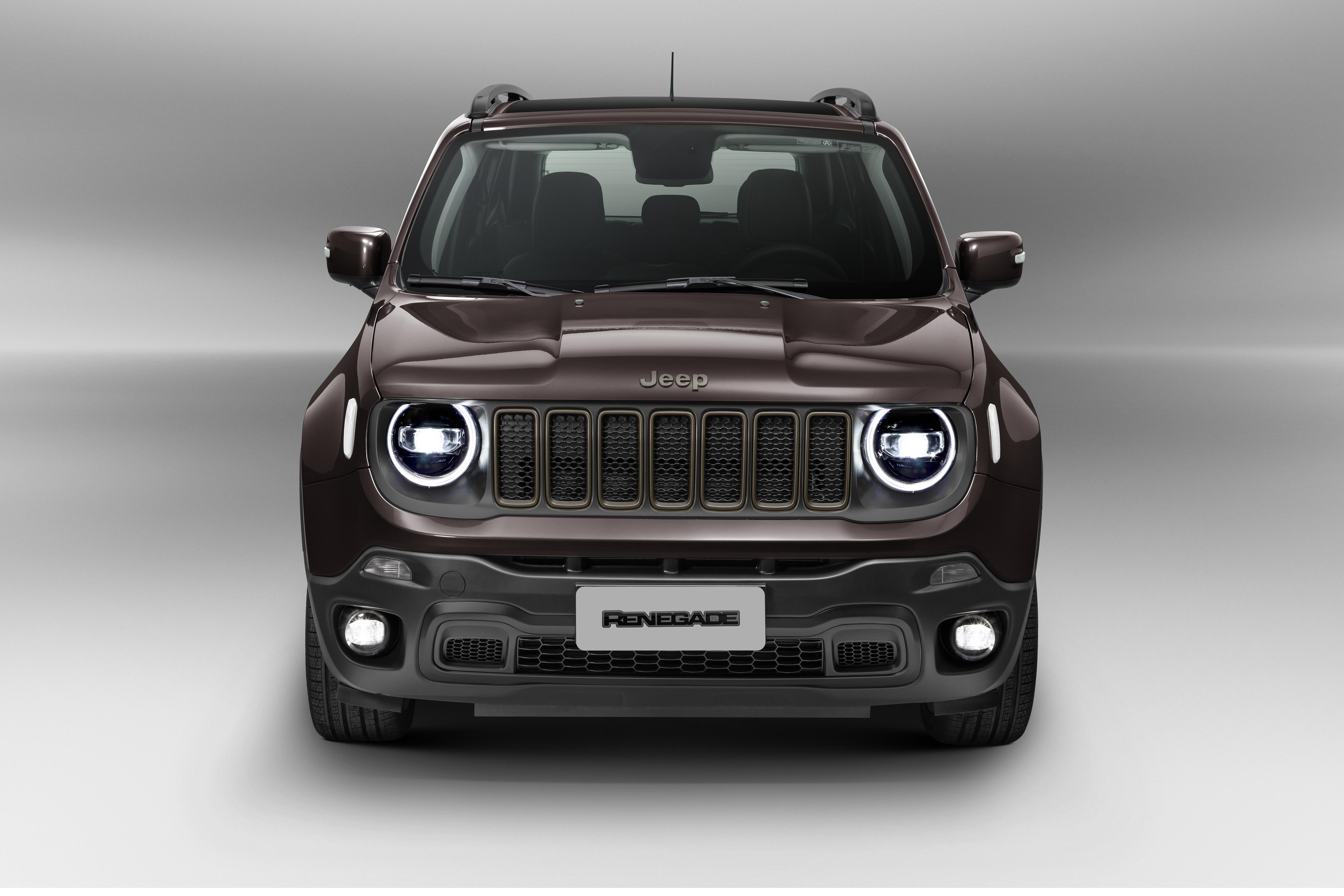 Brazilian Spec 2019 Jeep Renegade Makes Its Debut Mopar Insiders