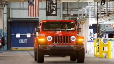 Photo of Behind The Scenes: Jeep Wrangler (JL) Production: