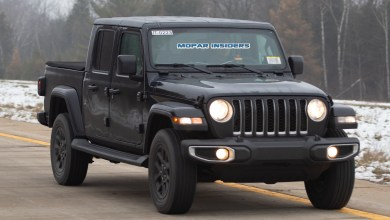 Photo of CAUGHT: The 2020 Jeep® Gladiator Overland On The Streets: