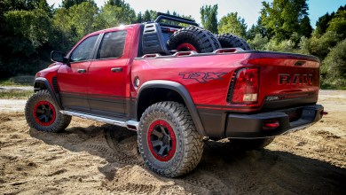 Photo of Inside Design: 2016 Ram Rebel TRX Concept: