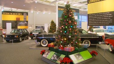 Photo of Throwback Thursday: Cars, Trees & Traditions: